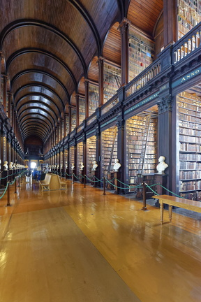 Long Room, Trinity College