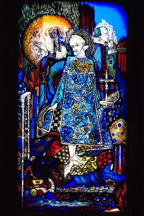 "Harry Clarke ""The Song of the Mad Prince"""